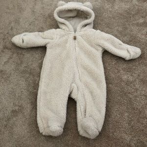 Baby Boy Size 3 Month Bodysuit Coat
